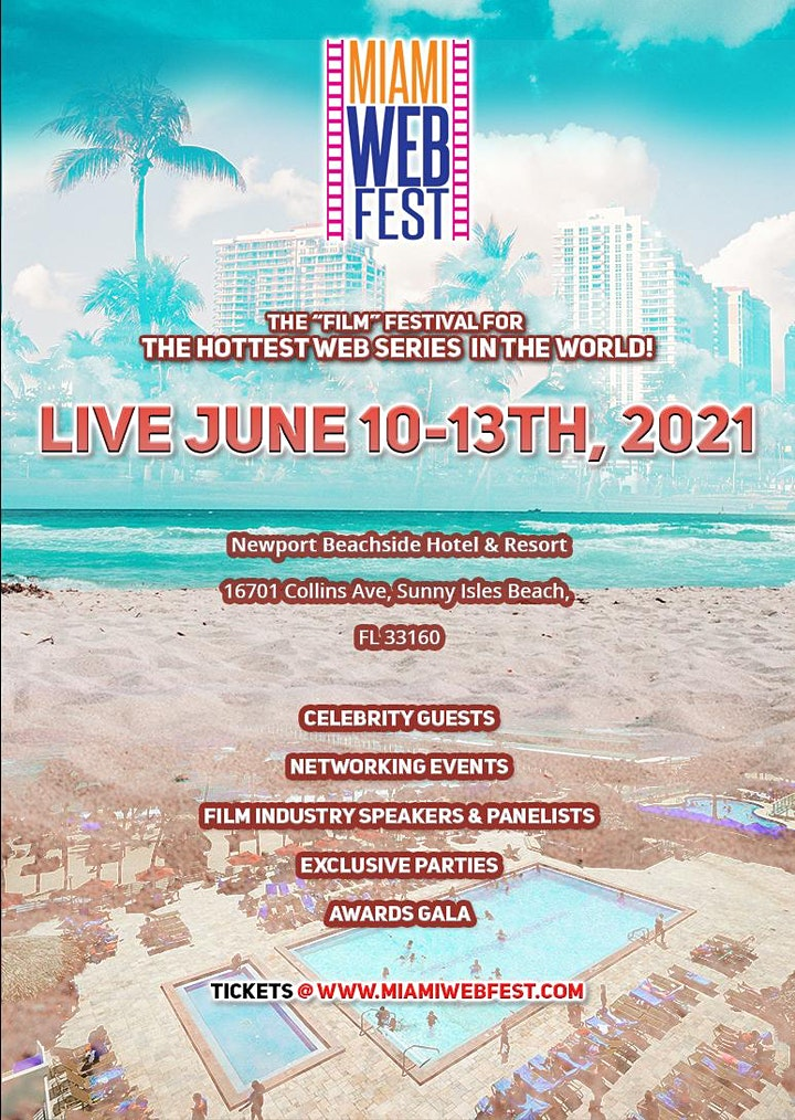 Miami Web Fest  2021 image
