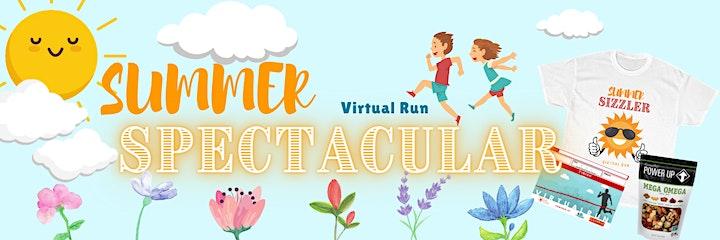Summer Spectacular Virtual Run image