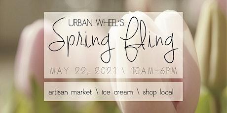 Spring Fling Artisan Market tickets