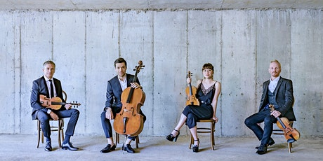 Australian String Quartet with David Griffiths tickets