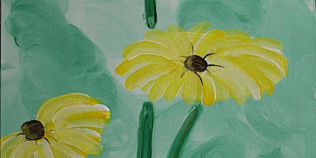 Free Virtual Painting Class - Flowers tickets