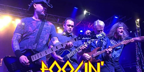 Foolin (Tribute to Def Leppard Band) at Crawdads in the River tickets