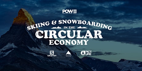 Skiing & Snowboarding in the Circular Economy tickets
