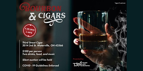 TJO Bourbon and Cigars Fundraiser tickets