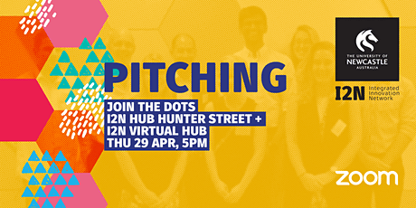 Join the Dots - Pitching tickets