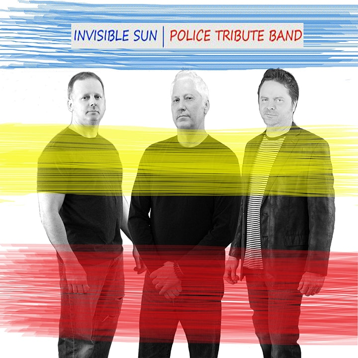 Invisible Sun • Police Tribute Band image