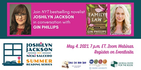 Gin Phillips in conversation with Joshilyn Jackson tickets