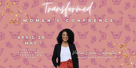 Transformed Women's Conference tickets
