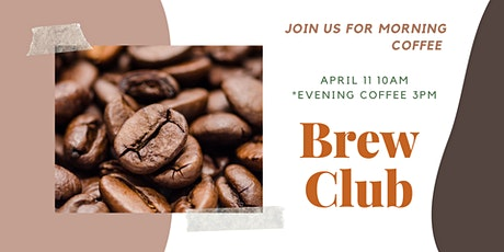 MORNING COFFEE CHAT: JOIN THE CLUB! tickets