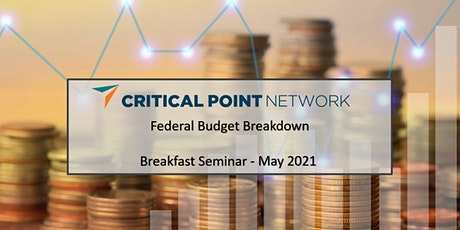 Pitcher Partners Critical Point Network  Breakfast Briefing - 25 May 2021 tickets