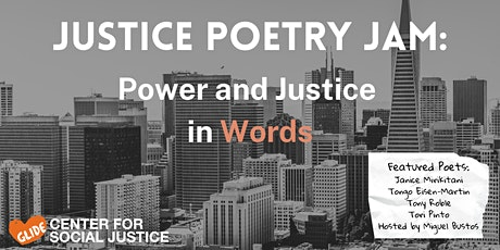 Justice Poetry Jam: Power and Justice in words tickets