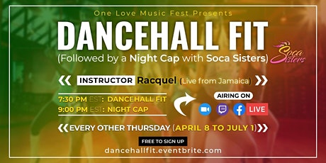 OLMF: Dancehall Fit tickets