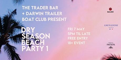Dry Season Beach Party #1 tickets