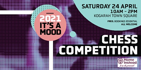 2021 It's a Mood: Chess Competition tickets