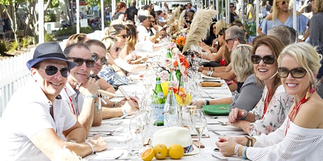 Noosa Long Lunch on Hastings St presented by Ferrari Brisbane tickets