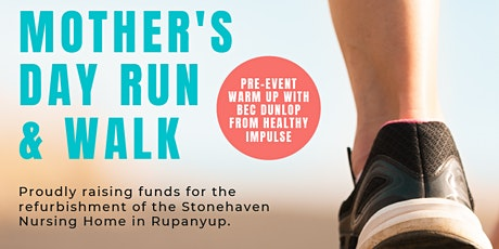 Dunmunkle Health Services Foundation - Mother's Day Walk/Run tickets