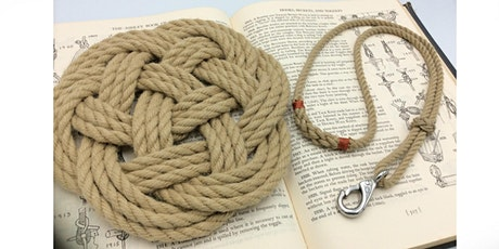 Workshop | Marlinspike Rope Craft with Jack Tars Locker tickets
