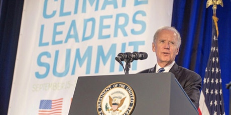 Biden's Leaders' Summit on Climate:  What next for Australia & our region? tickets