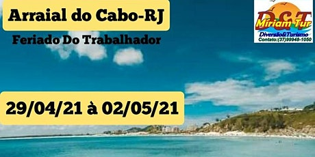 Arraial do Cabo RJ ingressos
