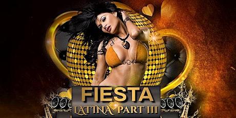 Fiesta Latina Part III - Online Zoom Party tickets