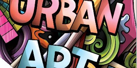 Urban Art Workshops - Workshop 2 Ages 11-17years tickets