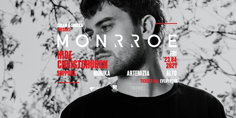 Monrroe (UK) - CHCH tickets