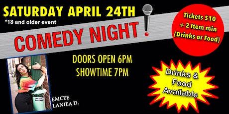 CFC Winery Comedy Night tickets