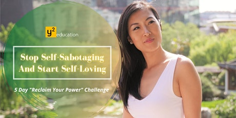 "5 Day ""Reclaim Your Power"" Challenge tickets"