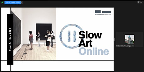 [Slow Art Day] Slow Art Online by National Gallery Singapore tickets