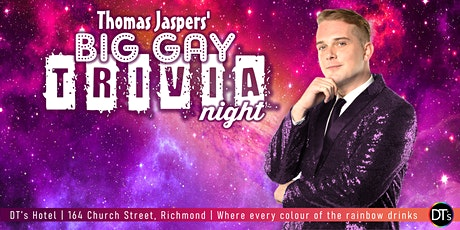 Thomas Jaspers' Big Gay Trivia Night tickets