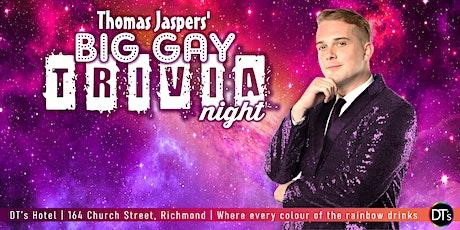 Thomas Jaspers' Big Gay Trivia Night tickets