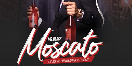 Mr Black Moscato: Black Tie Launch Affair tickets