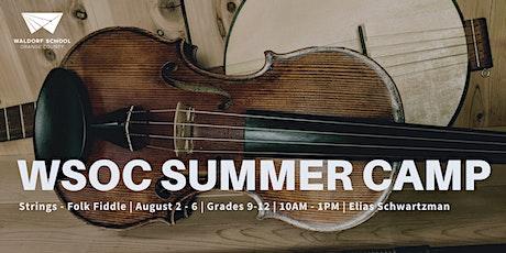Strings - Folk/Fiddle (Grades 9-12) tickets