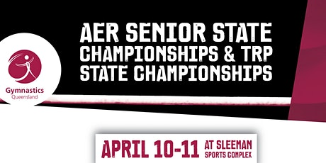 Session 1: 2021 TRP State Championships & AER Senior State Championships tickets