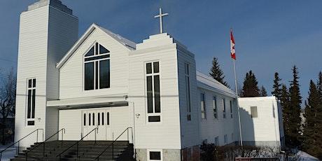 Sunday 9 am Mass - Athabasca Catholic Church tickets