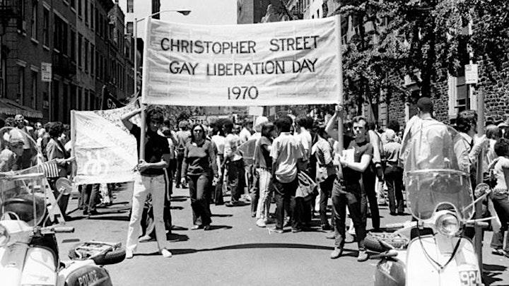 A Special Pride tour:  *more* LGBTQ+ Greenwich Village history image