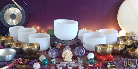 Sound Bath Healing Meditation 4-25-21 tickets