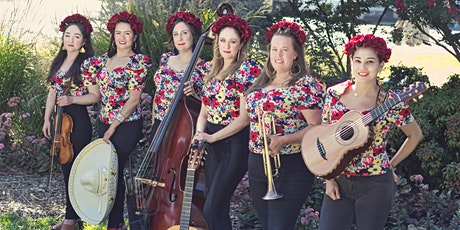 Queen of Hearts Mariachi at The Night Cat with Special guests Amaru Tribe tickets