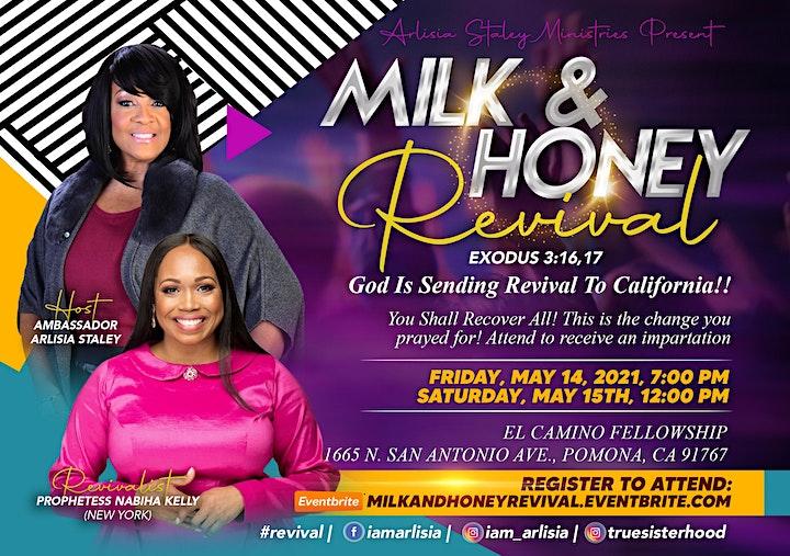 Milk & Honey Revival image