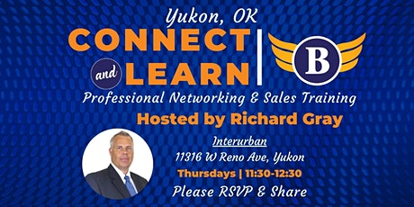 OK | Yukon Networking and Sales Training Luncheon tickets