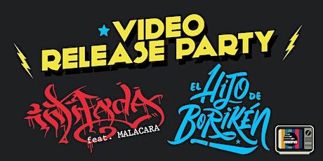Video Release Party - Intifada & Emil Martínez (El Hijo de Borikén) tickets