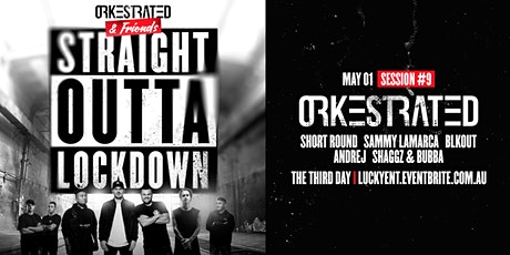 Orkestrated & Friends - Saturday May 1st tickets