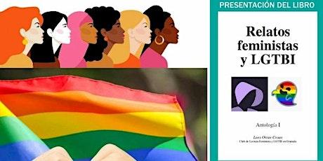 Presentación del libro 'Relatos feministas y LGTBI - Antología I' entradas