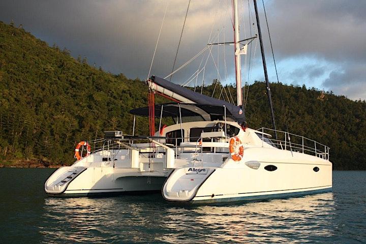 Whitsundays Sailing & Freediving Live-Aboard Expedition image