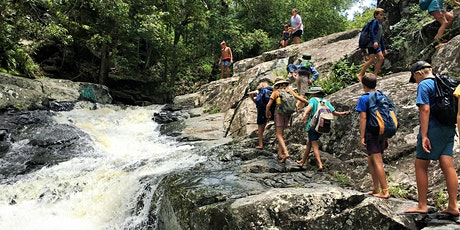 4.5hr Waterfall Wellness Walk- Brisbane tickets
