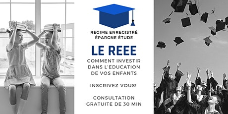 Le REEE - Consultation gratuite tickets