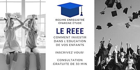 Le REEE - Consultation gratuite billets