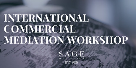 International Commercial Mediation Workshop Tickets