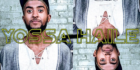 World Music Lounge - Yossa Haile tickets