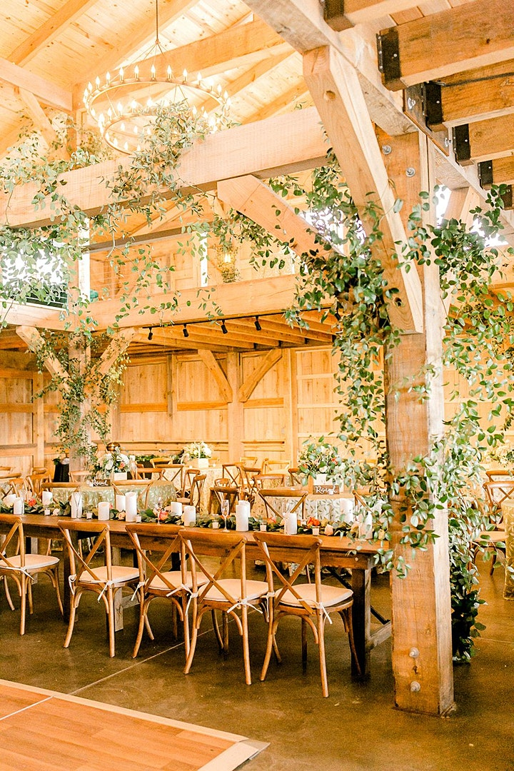 Hayfield Night Lights Open House - Luxury Wedding Venue image